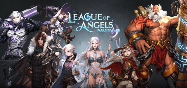 League of Angels Paradise Land Astuce 640x303