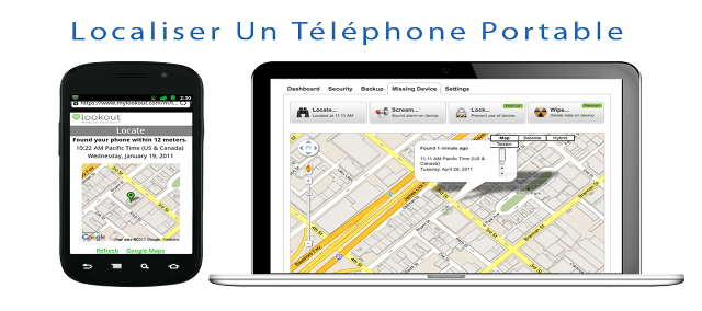 Localiser Un Iphone Par Son Imei